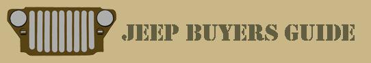 WW2 Jeep Buyers Guide